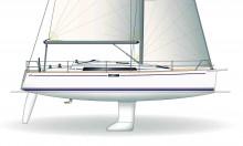 Mar Abierto Sin estridencias ni concesiones a la moda, el Arcona 345 ofrece unas
