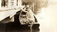 Mar Abierto - Ole Evinrude, emigrante noruego recién llegado a los EEUU, inventó