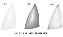 Mar Abierto - La gama North Sails Helix para crucero ofrece diferentes materiale