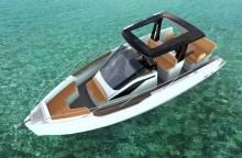 Mar Abierto - La Nuva M9 Open combina una cubierta que permite múltiples usos co