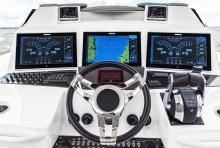 Mar Abierto - Raymarine y Garmin integrarán las funcionalidades del sistema Smar