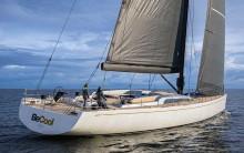 Mar Abierto - Diseño del gabinete Frers para un velero que se quiere rápido, ele