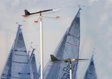 Mar Abierto - La veleta/antena VHF Windex Scout es un práctico combinado en cual