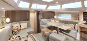 Mar Abierto Nuevo interiorismo con tonos más claros de madera y llevando la cabi