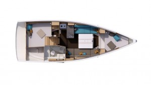 Mar Abierto - Dos cabinas dobles independientes y plazas suplementarias en el sa