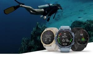 Mar Abierto Funciones específicas para buceo y multideporte en el nuevo reloj/or