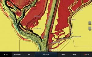 Mar Abierto El sombreado de las nuevas Garmin Vision g3 ayuda a tener una visión