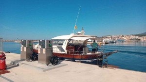 Mar Abierto La nueva estación de servicio del CNAM ya está operativa.