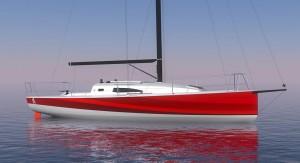 Mar Abierto - Pensado para defenderse bien tanto en IRC como en ORC, el J/99 ser