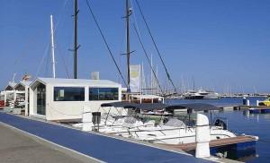 Mar Abierto Las instalaciones de Marina Cambrils son las primeras en la intenció