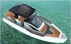 Mar Abierto - Una estética muy lograda en la Nuva M9 Open, que también destaca p