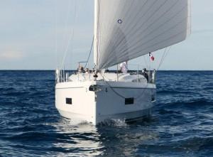 Mar Abierto - Las ventolinas no son el plato preferido de esta ancha y plana car