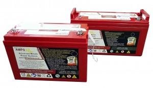 Mar Abierto - Las baterías Sterlig Power con tecnología de litio se ofrecen con