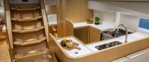 Mar Abierto - Tres o cuatro cabinas dobles en unos interiores amplios y perfecta