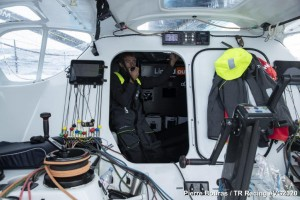 Mar Abierto - El 'LinkedOut' de Thomas Ruyant estrena una completa instrumentaci