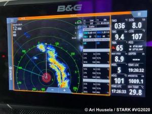 Mar Abierto - En alta mar, una de las funciones más recurrida del radar B&G Halo