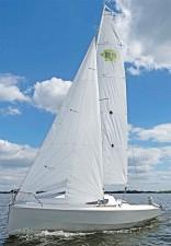 Mar Abierto - Líneas modernas y atractivas para un casco estable y ciertamente r
