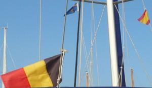 Legalidad de las embarcaciones con bandera extranjera